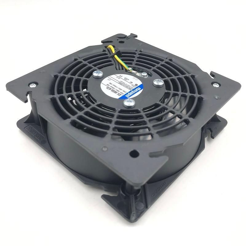 DV4650-470 Original tout nouveau PAPST ebmpapst DV 4650-470 230 V-50 HZ 110MA/120MA 18 W/19 W ventilateur de refroidissement d'armoire - 2