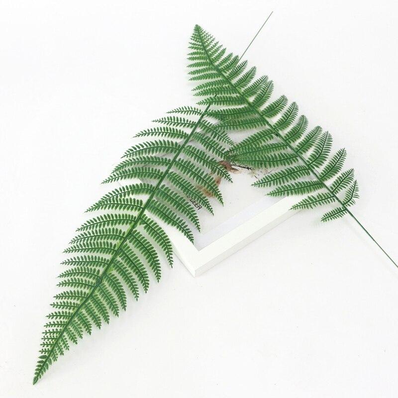 JAROWN Artificial Plants Fern Leaf Nordic Minimalist Style Decor Flower For Wedding Home Flower Arrangement DIY Accessories (1)