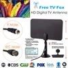 Indoor Free TV Fox Digital Analog Antenna TVFox HDTV Antena DVB T DVB T2 HD DTV