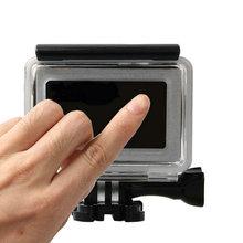Фотографии Водонепроницаемый Защитный Чехол Жилищно Пригодный Для Xiaomi Yi II 2 4 К HD Камеры без Сенсорного Экрана Подводный случае