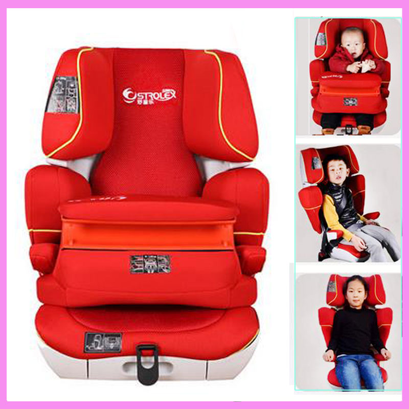 Child Car Safety Seat Isofix Hardness Interface 3 - 12 Years Baby Car Safety Chair Baby Adjustable Car Safety Seat Brand Quality лонгслив спортивный under armour under armour un001emabpp7
