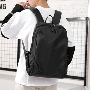 Image 2 - 15.6 inch USB Charging Laptop Backpacks Notebook Case For Macbook Air Pro 11 12 13 15 Xiaomi Lenovo Men Travel Laptop Bag