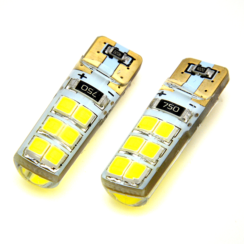4X CANBUS Car Bulbs T10 501 W5W LED Lights Dome Interior Sidelight Error Free