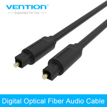 Vention Cabo Optico Audio Optical Cable Gold Plated AUX Cables Digital