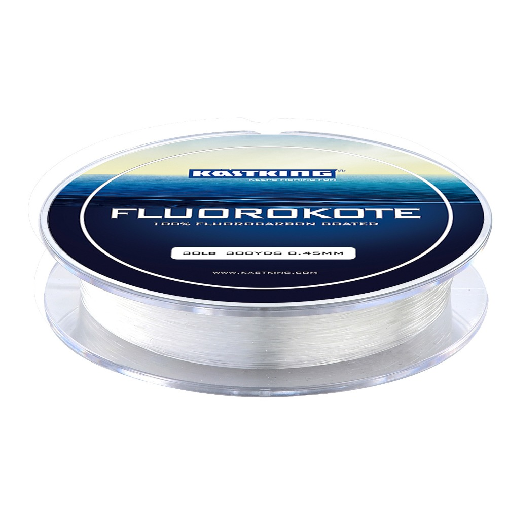 Kastking fluorocarbon line fishing line 274m for for Fluorocarbon fishing line