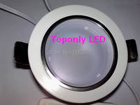 High Quality 4 Mini Led Downlight 8w Led Cabinet Light AC100 240v Lifetime 50 000hrs CE