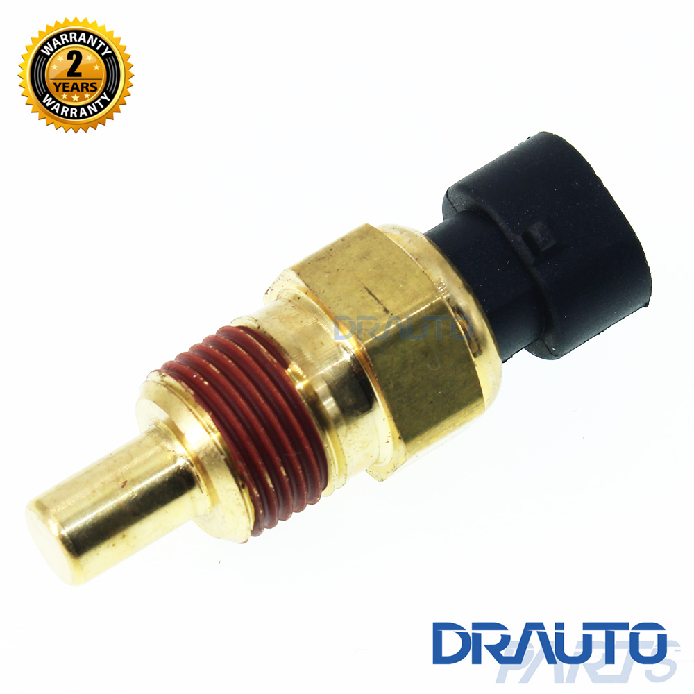 Material brass 92 coolant temperature sensor for chevrolet commercial chassis 1991 1992 all engine 6238236