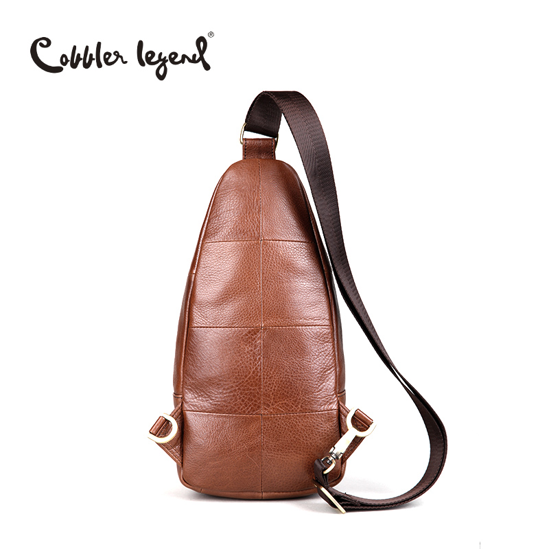 Cobbler Legend 2019 Brand Dizajner Muška Messenger Bag Jedna torba - Torbe - Foto 5