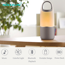Mini Wireless Bluetooth Speaker NILLKIN Stereo Subwoofer Loudspeaker Colorful Portable Speakers Power Bank Car Outdoor Bedroom bluetooth speaker nillkin 2 in 1 phone charger power bank music box speaker portable multi color led light lamp outdoor bedroom