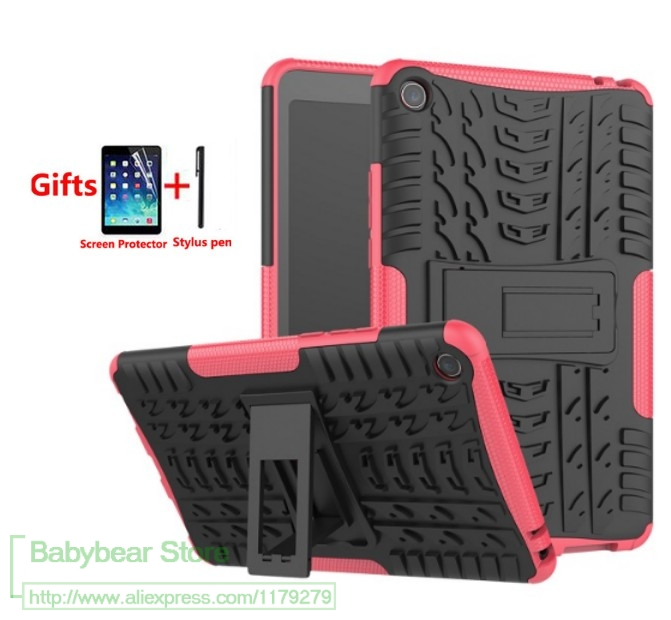 3In1 Hybrid Durable Stand Case For Huawei Mediapad T5 AGS2-W09/L09/L03/W19 10.1