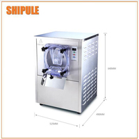 Commercial Gelato Hard Ice Cream Machines Prices