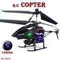 2016 Новый Сплав 2.5 канальный пульт дистанционного управления самолета RC Вертолет с USB Зарядка Камеры Воздушная HD мальчика игрушки RC вертолеты