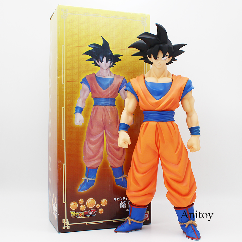 Dragon topu Son Goku PVC Action Figure Koleksiyon Model Oyuncak 44 cmDragon topu Son Goku PVC Action Figure Koleksiyon Model Oyuncak 44 cm