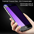 1pcs 3D Curved Edge Full Cover Anti-UV Tempered Glass for Iphone 6 6S Plus Premium Screen Protector for Iphone 6 Protective Film