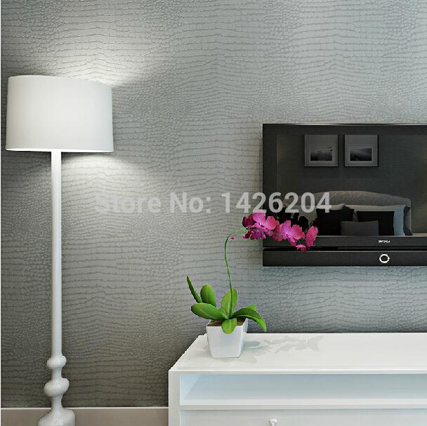... Great Wall Pure Crocodile Skin Striae Waterproof 3d Wallpaper ,Embossed Wallpaper  Living Room Backdrop, ... Part 98