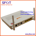 Original Unicom logo HG8347R GPON ONU ONT  with 4 LAN ports+1*phone port+wifi, HG8347R with wireless function