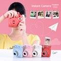 Fujifilm instax mini 8 film cámara de fotos cámara instantánea pop-up lente auto medición de mini cámara regalos de navidad