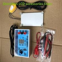 0 240 فولت الناتج LED إضاءة خلفية للتلفاز تستر شرائط ليد أداة اختبار و PTC لوحة التدفئة وسادة = 1 قطعة
