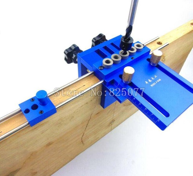 3 In 1 Drilling High Precision Dowel Jigs Dowelling Jig Kit