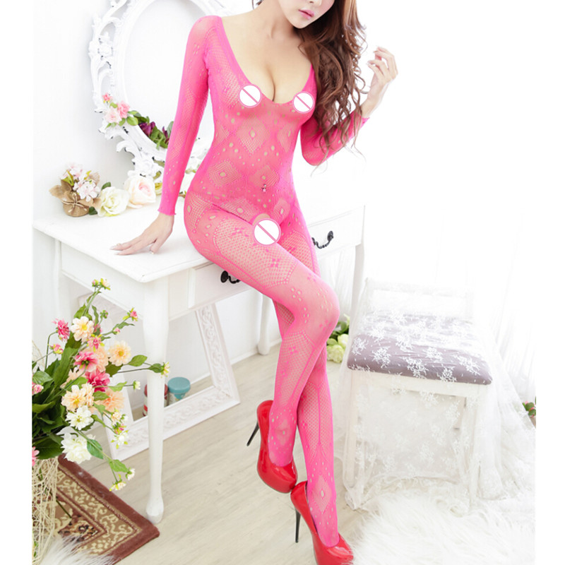 271c670a1bc Hot Sale Sexy Porno Lingerie Erotic Foreplay Lace Teddy Bodysuit Pink  Temptation XXL Sex Products Costumes Sleepwear-in Teddies   Bodysuits from  Novelty ...