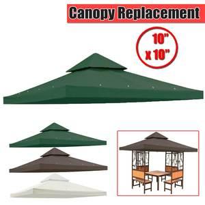 Тент для сада и террасы, тенты для садовых мероприятий, вечерние палатки для пляжа, летние палатки для защиты от солнца, 10х10 дюймов