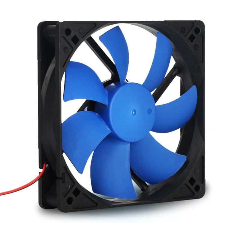 PC Computer 120mm Oil Bearing 16dBA Ultra Silent Case Fan Heatsink Cooler Cooling,12CM Fan Power by Molex IDE 4pin for asus u46e heatsink cooling fan cooler