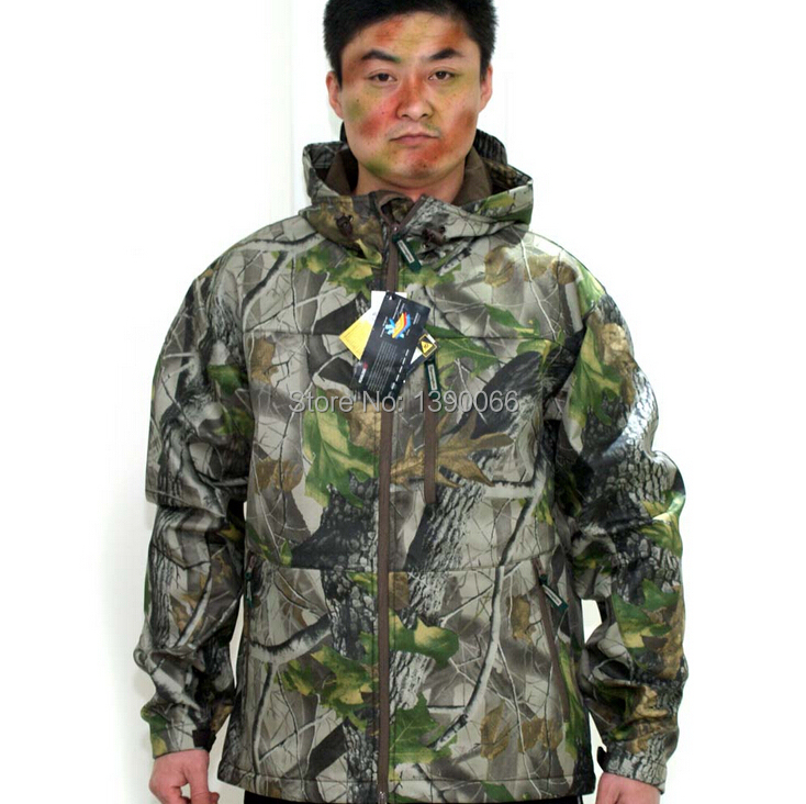 Waterproof Ghillie suit camouflage hunting clothes hunting Jacket for bow hunt camping fishing winter outdoor sports camouflage clothing hunting clothes sniper tactical jacket ghillie suit hunting camping fishing