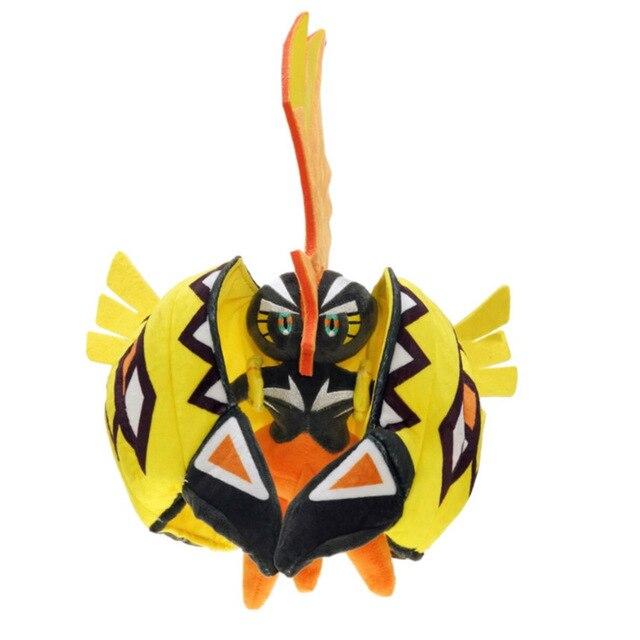 Аниме игрушка Покемон Тапу Коко 17 2