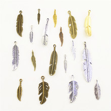 Jewelry Female Animal Bird Feathers Diy Jewelry Accessories Diy Accessories(China)