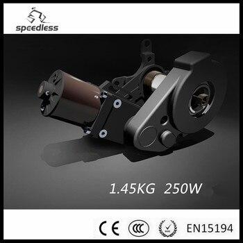 Подгонянный только 1,6Kg 22V 300W Средний мотор, Электрический велосипед конверсионный набор для электрического велосипеда, электровелосипеда