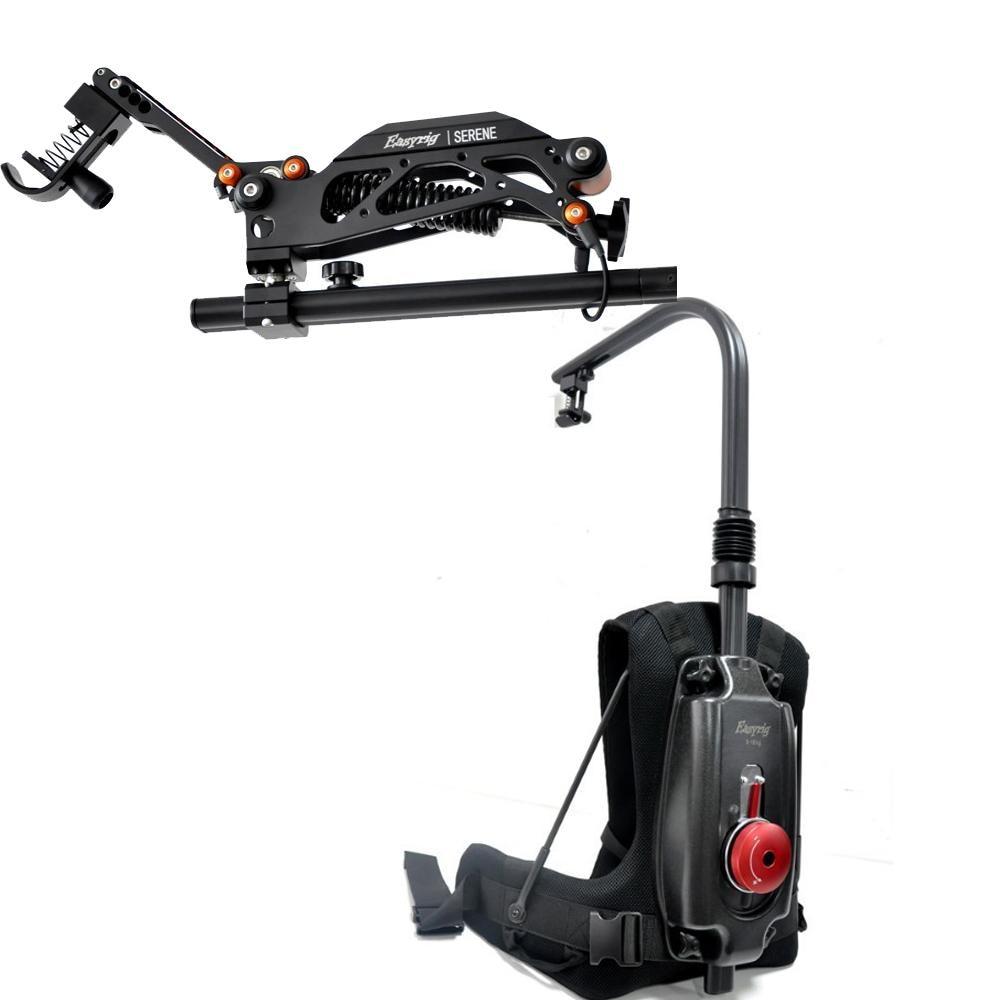 Like EASYRIG video Serene camera easy rig for dslr DJI Ronin M 3 AXIS gimbal stabilizer with flowcine serene