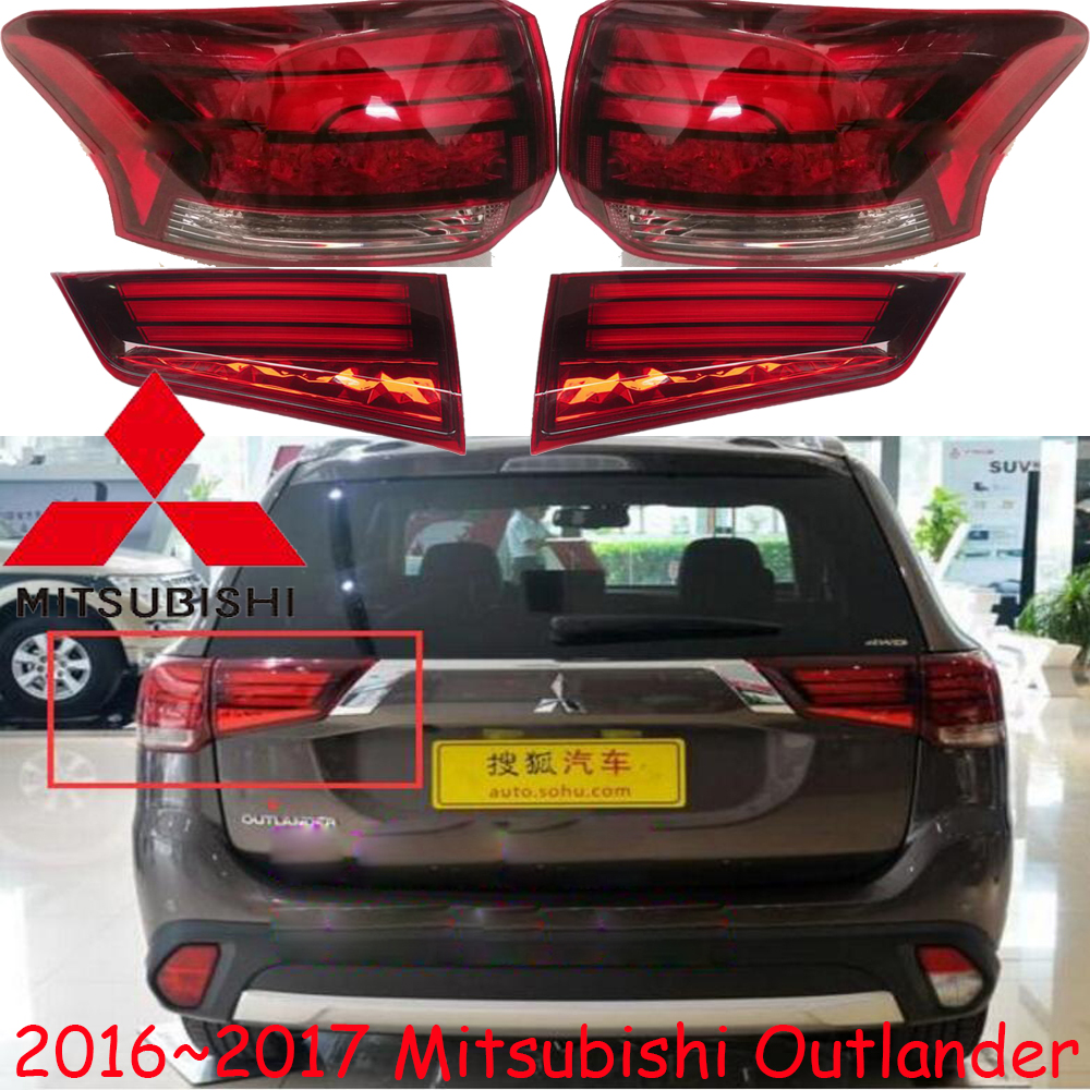 outlander taillight 2016 2018 car accessories outlander rear ilght outlander tail light ASX 3000GT Expo Eclipse