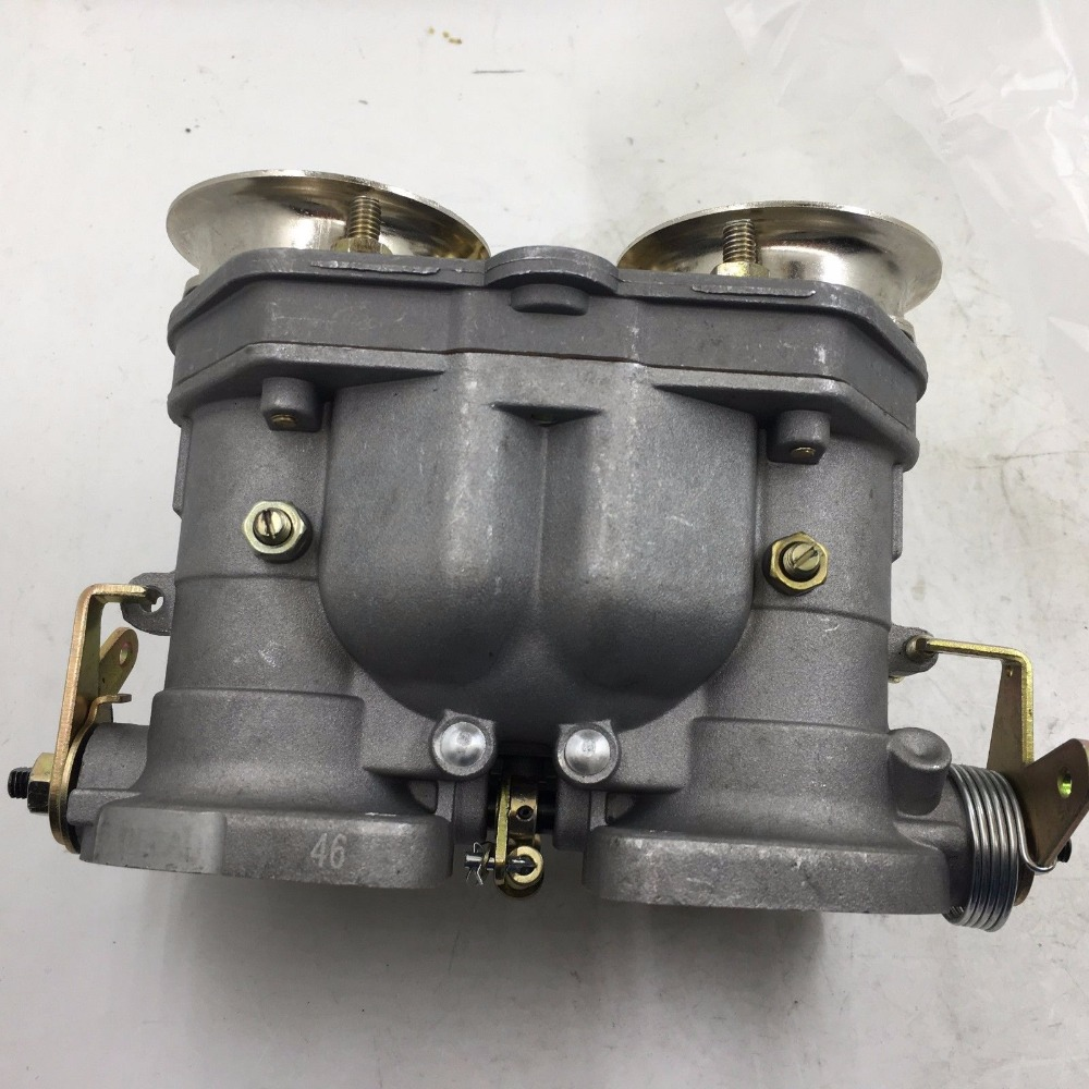 US $149 99 |SHERRYBERG 46mm 46IDF downdraft Carb Carburetor extended fuel  bowl for weber decade empi 44-in Carburetors from Automobiles & Motorcycles