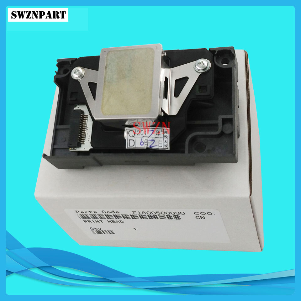 Printhead F180000 For Epson Stylus Photo R330 R280 R285 R290 R690 RX595 RX610 RX690 TX650 T50 T59 T60 P50 A50 P60 L800 L801 L805 перезаправляемые картриджи для epson stylus photo tx650