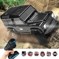 Electric RGT Brushed 1/10 2.4G 4WD Off Road Rock Racing RC Crawler Car Kids Toy Four drive Power High Efficiency Rolling Bearing