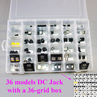 Hot 36models X 2 72pcs LAPTOP PC DC Power Jack Socket For Samsung ACER ASUS