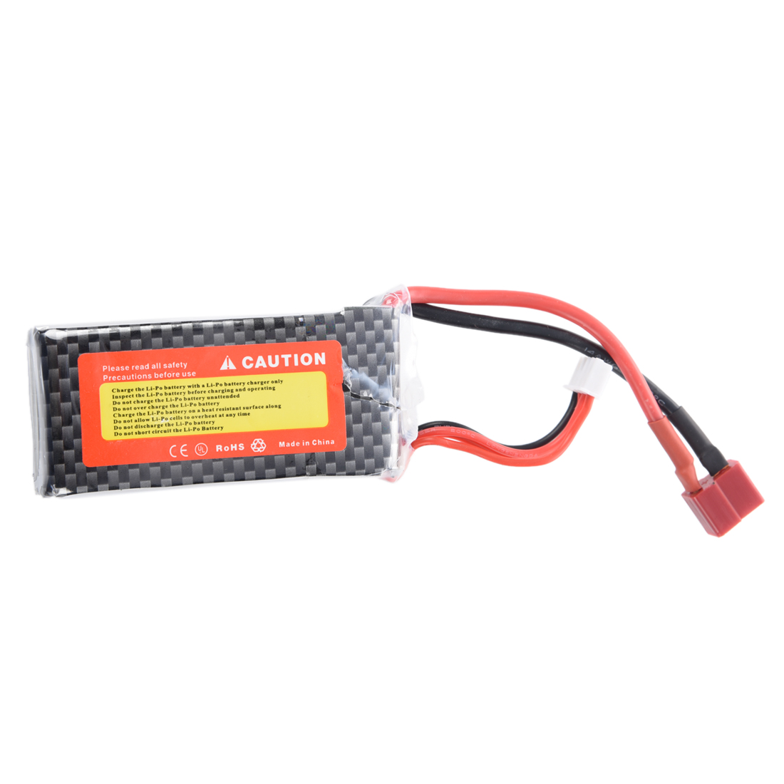MACH Lion Power 11.1V 1500Mah 40C MAX 60C 3S Lipo Battery For RC Helicopter