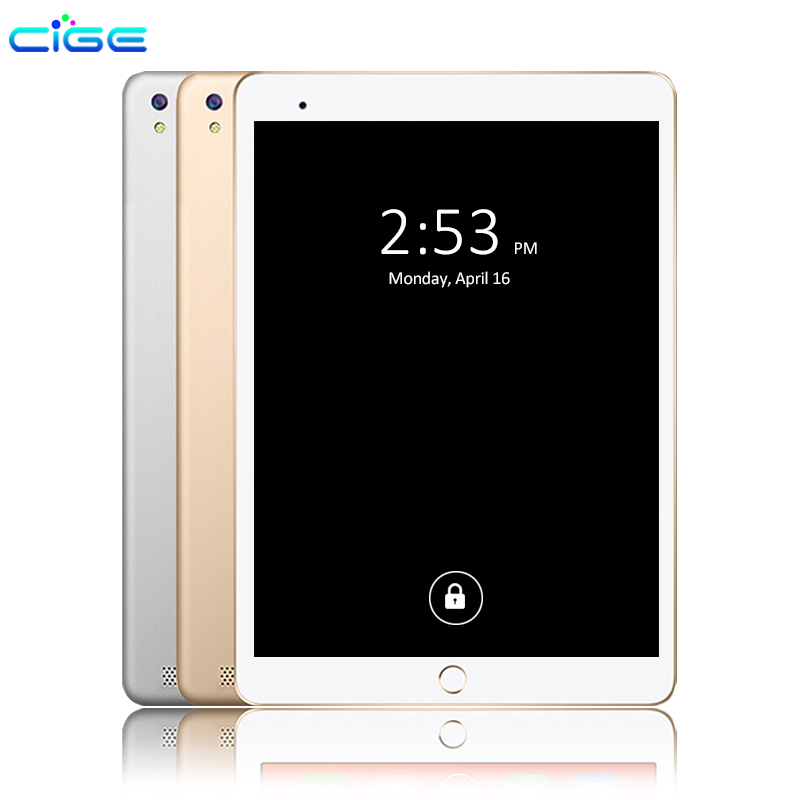 2018 Newest 10.1 Inch Tablet PC Android 7.0 IPS Octa Core RAM 4+64G WIFI GSM WCDMA Dual SIM Dual Cam Smart Tablets Phone