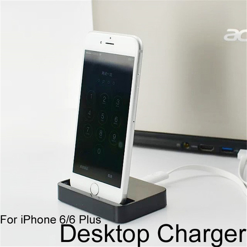 portable iphone 5 charger portable new mini desktop charger adaptor for iphone 5 5s 15885