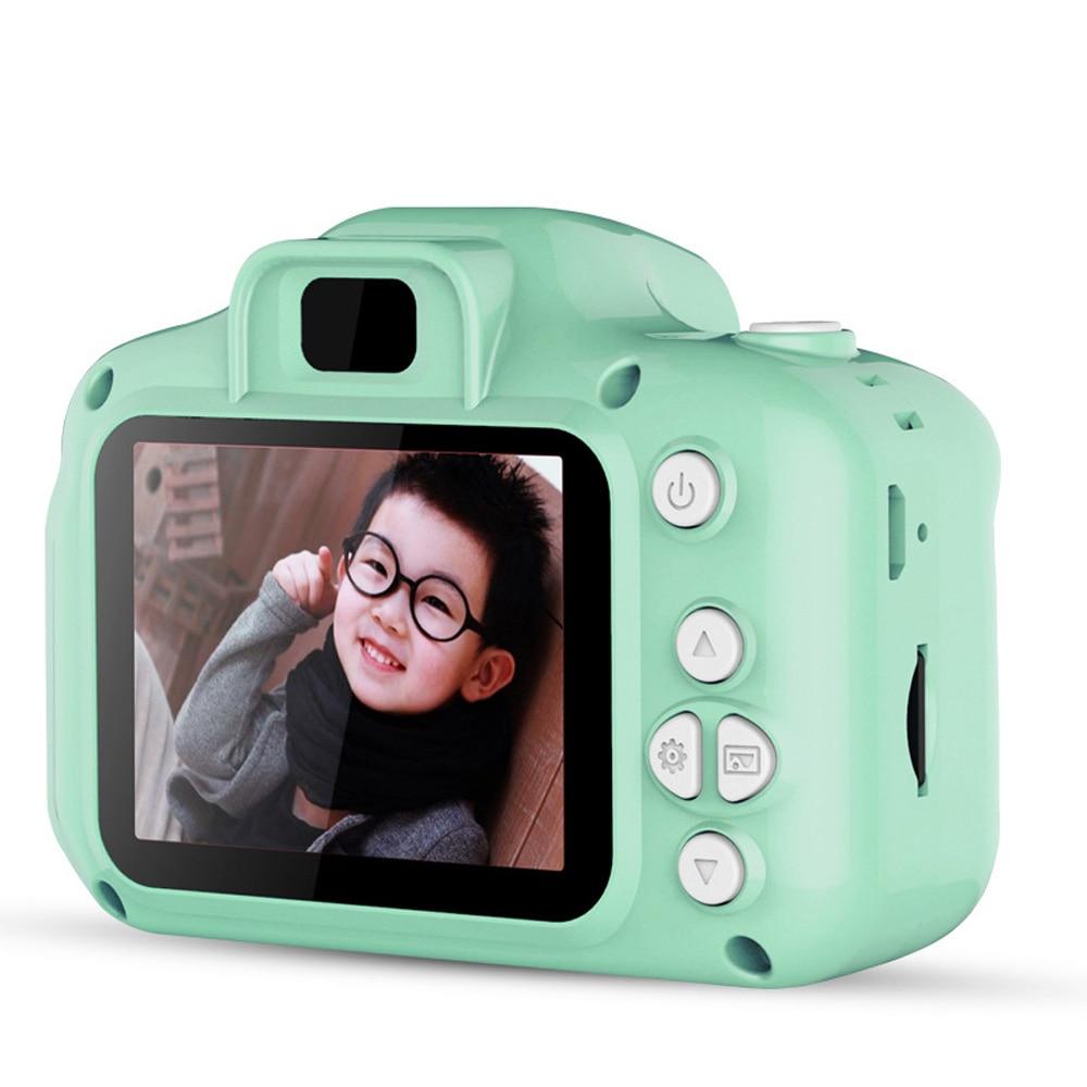 1080P Mini Digital Camera Kids Cartoon Cute Camera Toy High Definition Photography Video Recording Smart Camera For Children