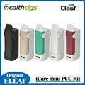 100% iCare Original Eleaf Mini Starter Kit 1.3 ml e 320 mah com o Novo IC Cabeça Minúscula e Cuter iCare Mini kit