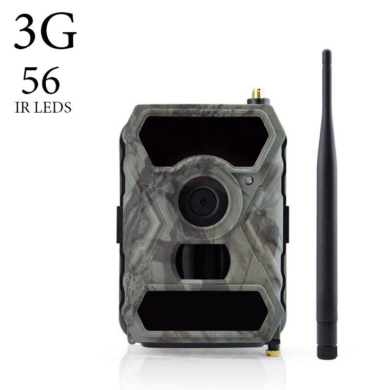 3G Sans Fil Sentier Sauvage Infrarouge Chasse Caméra Cam Forêt Nuit Vision Sécurité À La Maison de Mouvement Caméras Piège Caméscope