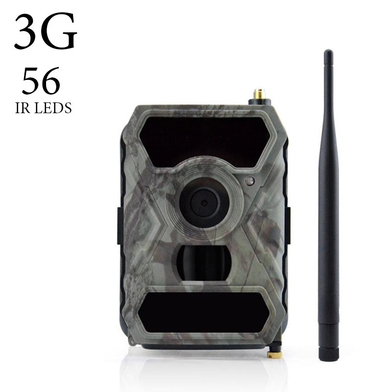 3G Wireless Trail Wild Infrared Hunting Camera Cam Forest Night Vision Home Security Motion Cameras Trap Camcorder bestguarder sy 007 360 degree wireless hunting trail