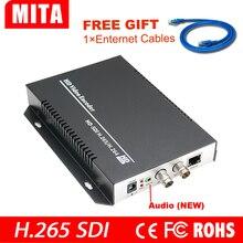 HD SDI h.265 encoder for Live Streaming to VLC Media Server Xtream Codes