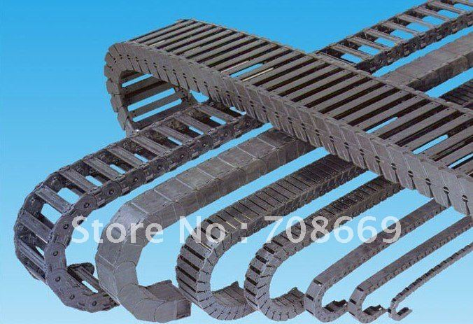 10*20mm R28 Cable drag chain wire carrier 1000mm (40