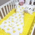 Весна лето новорожденный спальный мешок младенца Sleepsack кисейными хлопка рукавов конверт для Bebe постельное белье марка