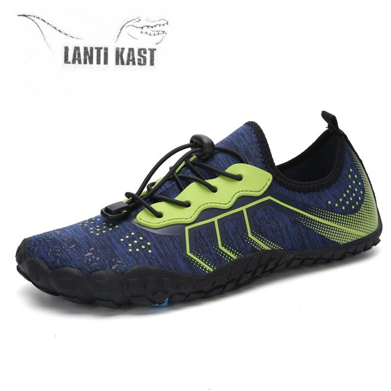 Sapatos Com Os Pés Descalços Homens Tênis Ao Ar Livre Sapatos de Água do aqua Mulheres Natação Pesca Sandálias Mulher Praia de Mergulho Sapatos zapatillas hombre