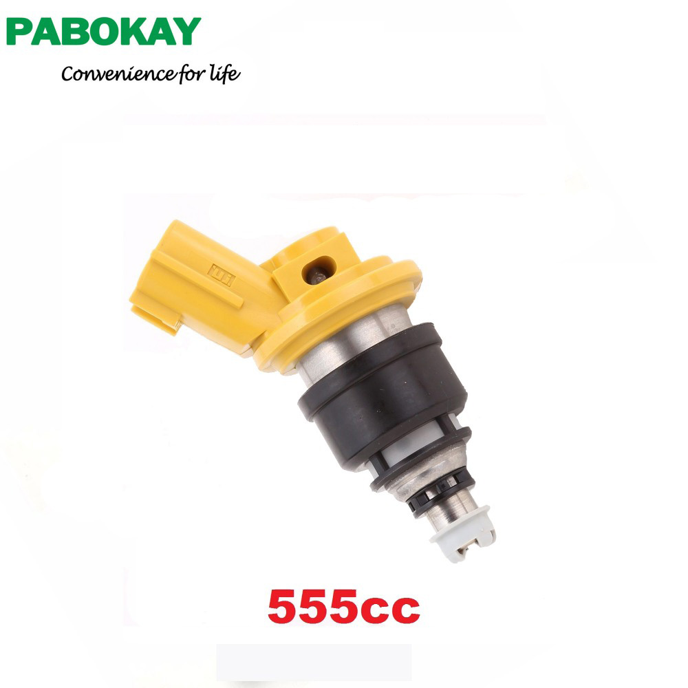 NISMO Old-Style 555cc Injector 16600-RR701 for NISSAN Z32 90-94 300ZX Twin Turbo