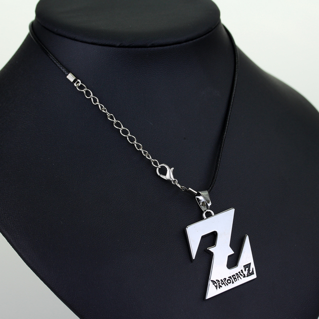 Collar de metal Dragon Ball Z