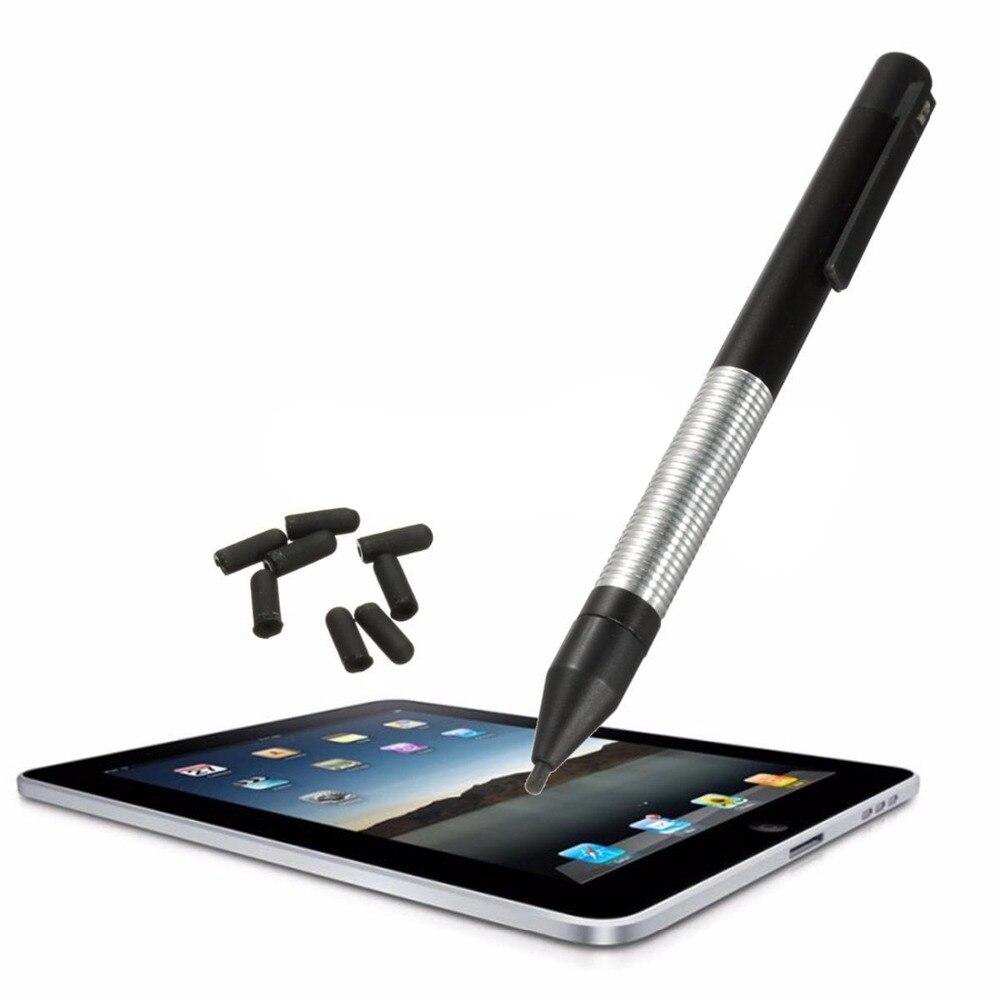 Active Pen Capacitive Touch Screen Pen For Apple IPhone X XS Max 8 Plus 7 6 S 6s Plus 8plus 5S SE 5C Stylus Mobile Phone Case